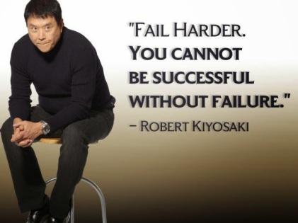 Failure Robert t kiyosaki