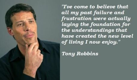 Failure Tony Robbins